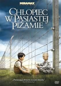 Chłopiec w pasiastej piżamie - film o chłopcu z obozu