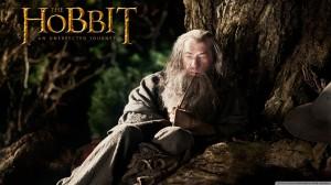 Hobbit Talkiena w ekranizacji Petera Jacksona