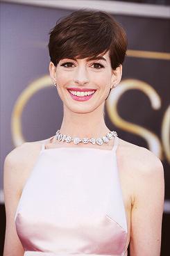 Anne Hathaway najlepsza aktorka drugoplanowa (Oscary 2013)