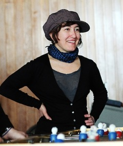 Athina Rachel Tsangari - Berlinale 2013