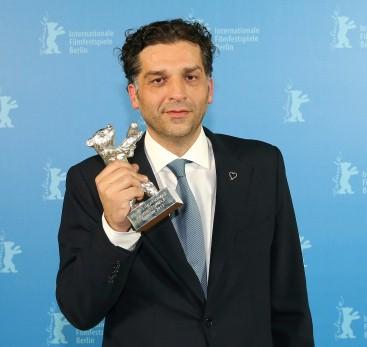 Danis Tanović z nagrodą Grnad Prix Jury (Srebrny niedźwiedź 2013)