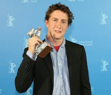 David Gordon Green ze statuetką Srebrnego Niedźwiedzia dla najlepszego reżysera 2013