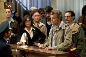 Operacja Argo wielkim zwycięzcą tegorocznych Oscarów (2013). Ben Affleck odbiera nagrodę