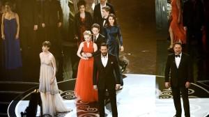 Wielcy wygrani i przegrani gali rozdania Oscarów 2013