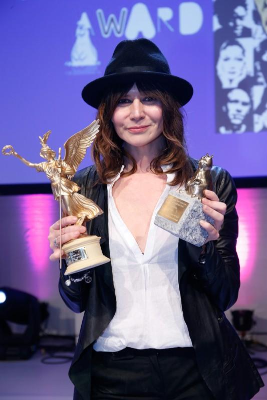 małgosia szumowska z nagrodą teddy za najlepszy film poruszający tematykę LGBT