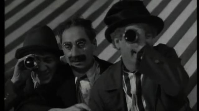 Hacenbusch, Tony i Stuffy na wyścigach